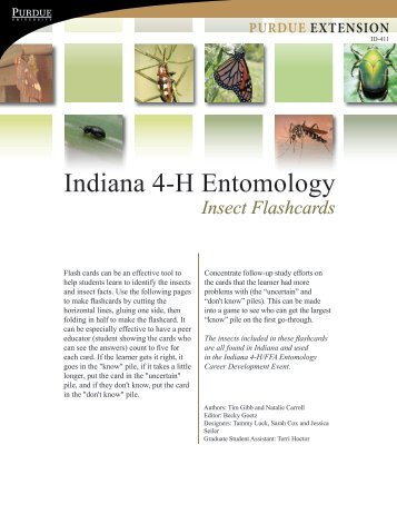to download pdf - Purdue Extension Entomology - Purdue University