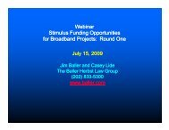 Baller Herbst Webinar PowerPoint (7-15-09) - The Baller Herbst Law ...