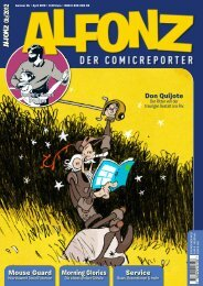 Alfonz # 0b - April 2012 - Comic Report Online