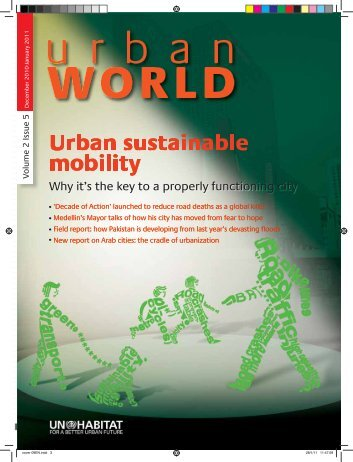 Read the PDF - Foundation for the Urban Environment