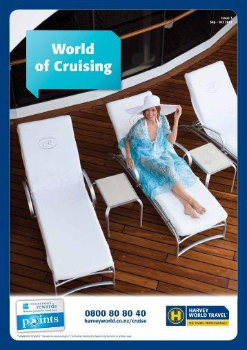 World of Cruising - Harvey World Travel