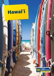 Hawai'i - Harvey World Travel