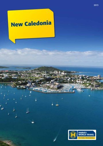 New Caledonia - Harvey World Travel