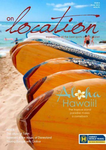 Hawaii! - Harvey World Travel