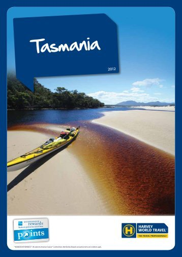 Tasmania - Harvey World Travel