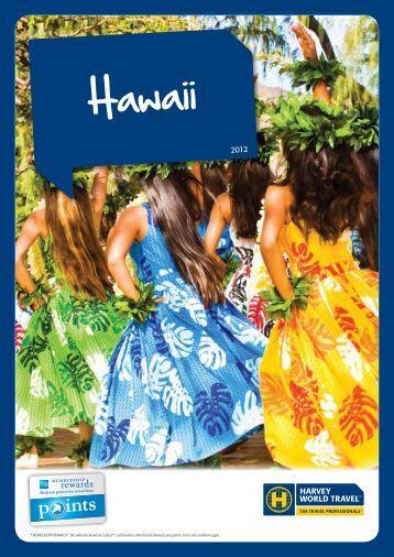 Hawaii - Harvey World Travel