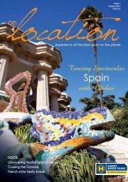Spain - Harvey World Travel