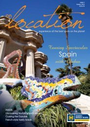 Spain - Harvey World Travel