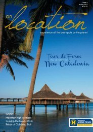 New Caledonia - Harvey World Travel
