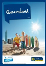 Queensland - Harvey World Travel