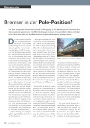 Bremser in der Pole-Position? - K21 media AG