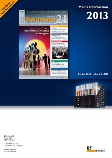 PDF-Dateien - K21 media AG
