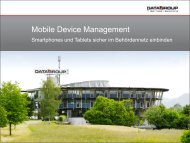 Mobile Device Management - K21 media AG