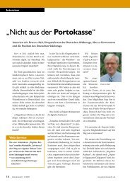 Interview mit Peter te Reh - K21 media AG