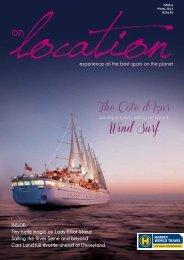 The Côte d'Azur Wind Surf - Harvey World Travel