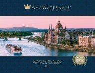 2014 Brochure - AMA Waterways