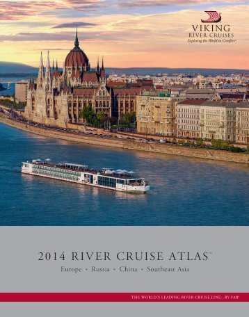 2014 Brochure - River Cruises