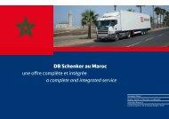 DB Schenker au Maroc une offre complète et intégrée a complete ...