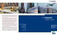 The Integrated Logistics Group - Schenker