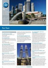 Far East - Star Tours