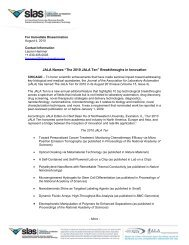 Page 1 For Immediate Dissemination August 4, 2010 Contact ...