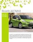 Ambiance plaisir - Honda - Page 2