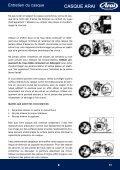 casque arai - Honda - Page 5