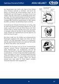 arai helmet - Honda - Seite 3
