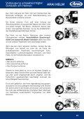 arai helmet - Honda - Seite 5