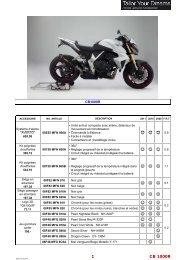 Page 1 ACCESSOIRE NO. ARTICLE 2011 2010 2009 F.R.T ...