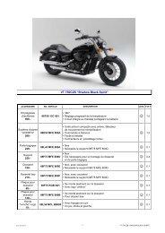 Page 1 ACCESSOIRE NO. ARTICLE 2010 F.R.T 08T50 13C 801 1.0 ...