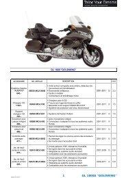 1 GL 1800A ''GOLDWING'' - Honda
