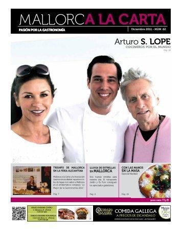 Arturo S. LOPE - Restaurante Jardín