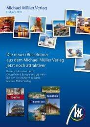 MMV Vorschau Frühjahr 2012 - Michael Müller Verlag