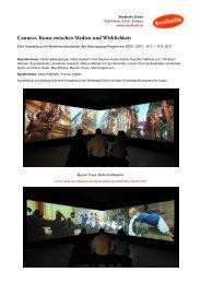 Connect. Kunst zwischen Medien und Wirklichkeit - Myriam Thyes