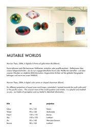 Mutable Worlds PDF - Myriam Thyes
