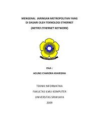 Mengenal MEN.pdf - Universitas Sriwijaya - Indralaya, Sumatera ...
