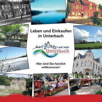 Leben und Einkaufen in Unterbach