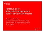CVN-Treffen_Förderung des Mitarbeiterengagements bei der ...