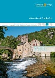 Wasserkraft Frankreich Kurzprospekt - VCD Service GmbH