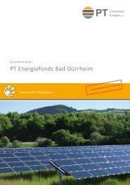 PT Energiefonds Bad Dürrheim - Pt-energie.de