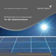 Aquila-SolarInvest5-Broschüre - Unternehmensbeteiligungen und ...