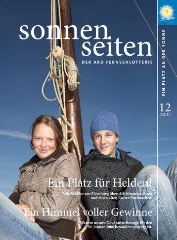 ARD Sonnenseiten - Unternehmen-Text