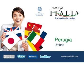 Perugia - Easy Italia