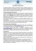 CARTA DE LOS DERECHOS DEL TURISTA Ley 29 ... - Easy Italia - Page 7