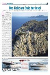 Wassersport - Mallorca Zeitung