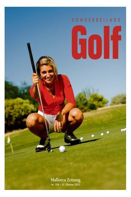 Golf - Mallorca Zeitung