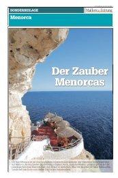 Menorca - Mallorca Zeitung