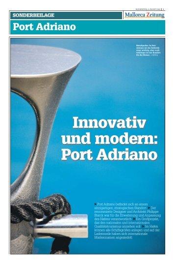 Port Adriano - Mallorca Zeitung