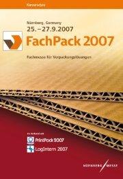4. Ausgewählte Ergebnisse der Ausstellerbefragung - FachPack